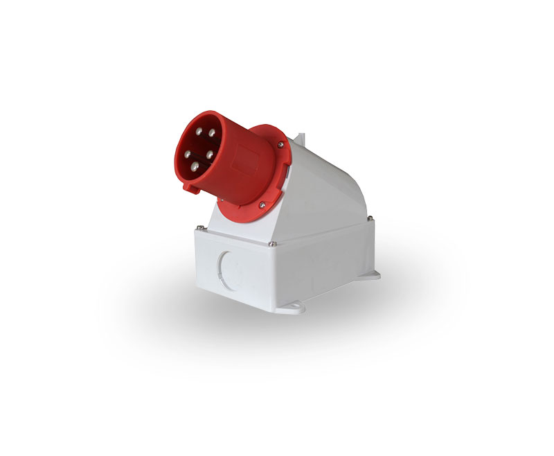 明装插头 63A IP44