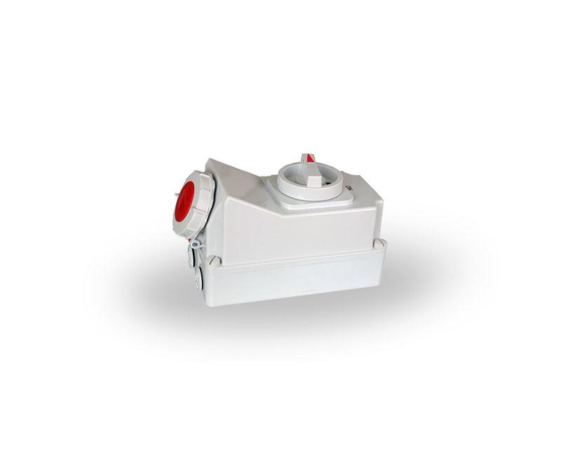 冷藏专用插头/插座 32A IP67-6