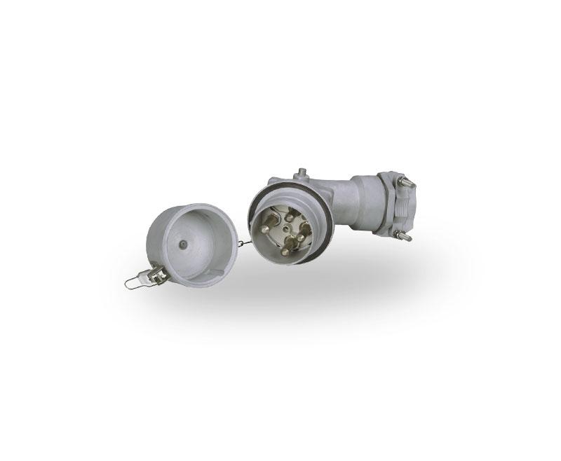 大电流插头 插座 420A IP67-1