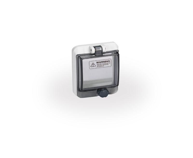 透明保护窗罩 可视窗TW0808P