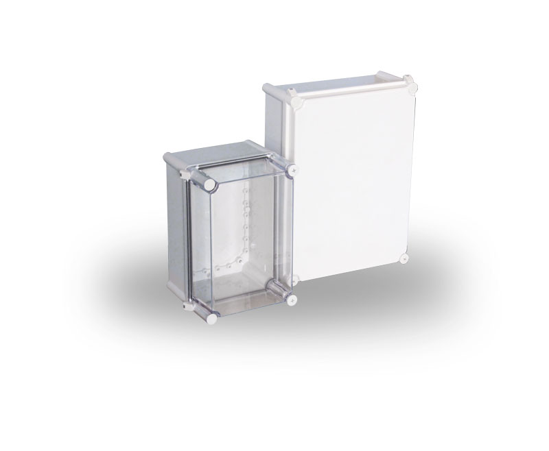 TJ系列 塑料盒(金属铰链+螺栓型)