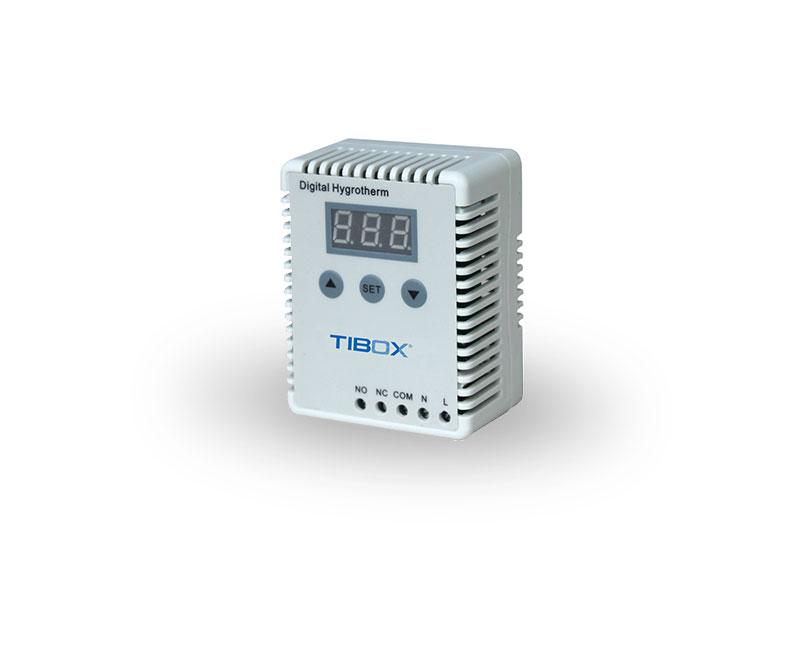 TEF 012系列 数字显示恒温器