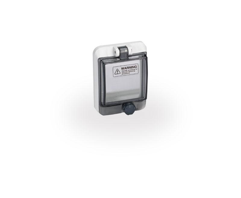 透明保护窗罩 3回路可视窗TW3P