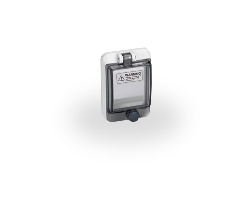 透明保护窗罩 2回路可视窗TW2P