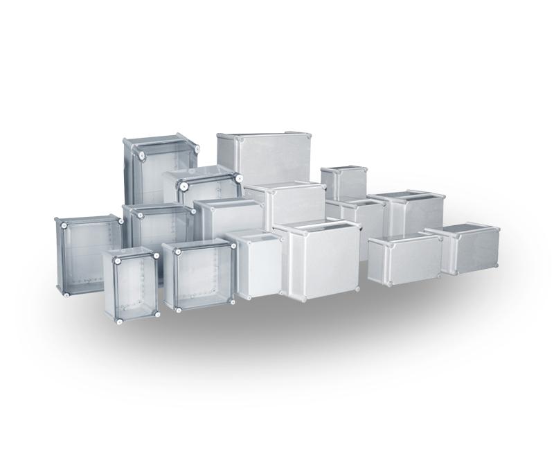 TJ系列 塑料盒(螺栓形)